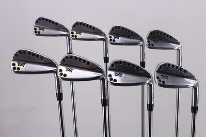 PXG 0311T Chrome Iron Set 3-PW Dynamic Gold Tour Issue X100 Steel X-Stiff Right Handed 38.5in
