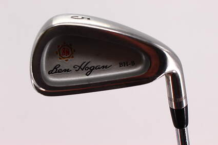 Ben Hogan BH-5 Single Iron 5 Iron Hogan Apex 3 Steel Steel Regular Right Handed 38.0in