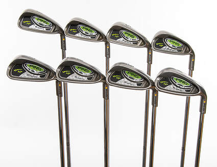 Ping Rapture V2 Iron Set 3-PW True Temper Dynamic Gold S300 Steel Stiff Right Handed Yellow Dot 38.0in