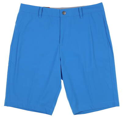 New Mens Puma Golf Shorts 32 Blue MSRP $65