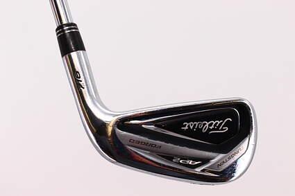 Titleist 716 AP2 Single Iron 6 Iron Nippon 850GH Steel Regular Right Handed 36.75in