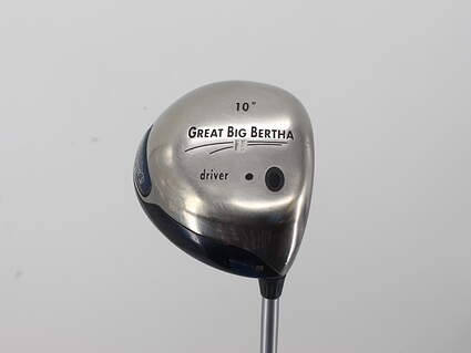Callaway Great Big Bertha II Driver 10° Callaway Gems Graphite Ladies Right Handed 44.0in
