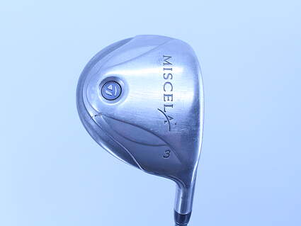 TaylorMade Miscela 2006 Fairway Wood 3 Wood 3W TM miscela Graphite Ladies Right Handed 40.25in