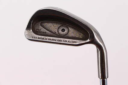 Ping Eye 2 Single Iron 5 Iron Rifle 5.5 Steel Regular Right Handed Black Dot 38.0in