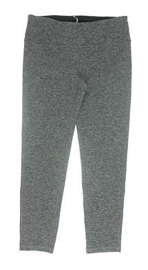 New Womens Footjoy Leggings Large L Gray MSRP $80 27201