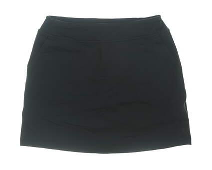 New Womens Footjoy Performance Skort X-Large XL Black MSRP $80 23458