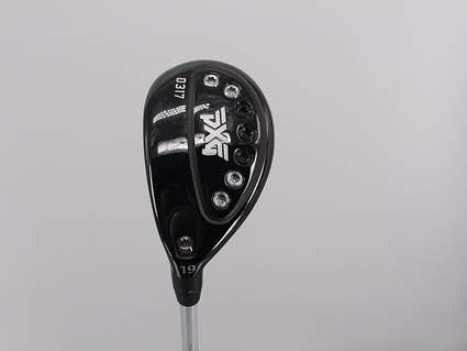 PXG 0317 Hybrid 3 Hybrid 19° Aldila Rogue Black 85 Graphite X-Stiff Left Handed 40.5in