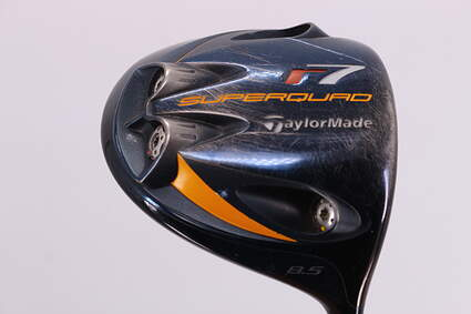 TaylorMade R7 Superquad Driver 8.5° TM Fujikura Reax 65 Graphite Stiff Right Handed 45.0in