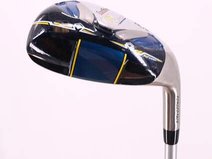 Tour Edge Hot Launch 2 Iron-Wood Single Iron Pitching Wedge PW 45° Tour Edge Hot Launch 65 Graphite Stiff Right Handed 35.5in