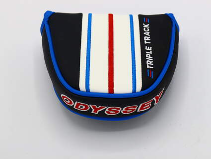 Odyssey Triple Track 2-Ball Putter Headcover