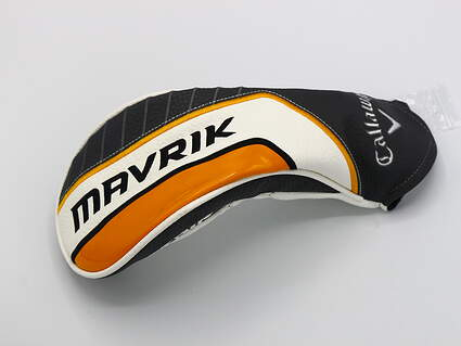 Callaway Mavrik Fairway Wood Headcover Orange/Black/Grey