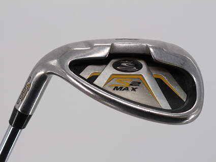 Cobra S2 Max Wedge Sand SW 56° Nippon NS Pro 1030H Steel Regular Left Handed 35.25in