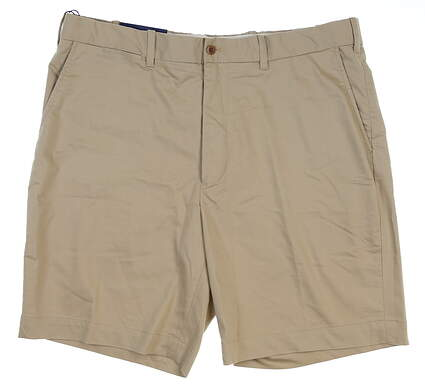 New Mens Ralph Lauren Golf Shorts 36 Khaki MSRP $85