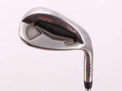 Ping Tour Gorge Wedge Lob LW 60° Ping CFS Steel Wedge Flex Right Handed Red dot 35.25in