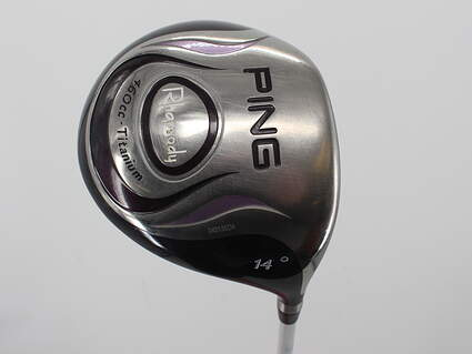 Ping Rhapsody Driver 14° Ping ULT 129D Ladies Graphite Ladies Right Handed 44.5in