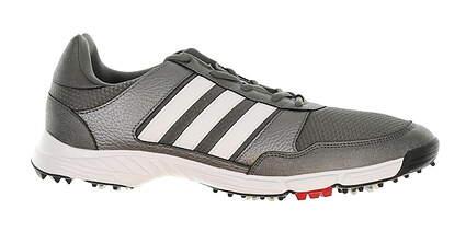 New Mens Golf Shoe Adidas Tech Response Medium 9 Gray MSRP $60 F33551