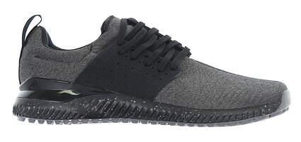 New Mens Golf Shoe Adidas Adicross Bounce Medium 10 Black MSRP $120 BB7815