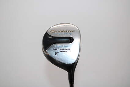 Sonartec NP-99 Fairway Wood 3 Wood 3W 15° Stock Graphite Shaft Graphite Regular Right Handed 43.25in