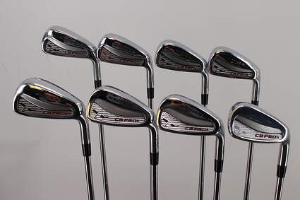 Mint Tour Edge CB PROh Iron Set 3-PW True Temper X-Lite 90 Steel Stiff Right Handed 37.5in