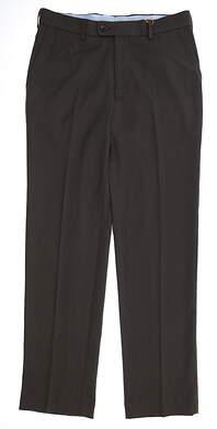 New Mens Peter Millar Pants 30 x32 Gray MSRP $100 MF18EB50FB