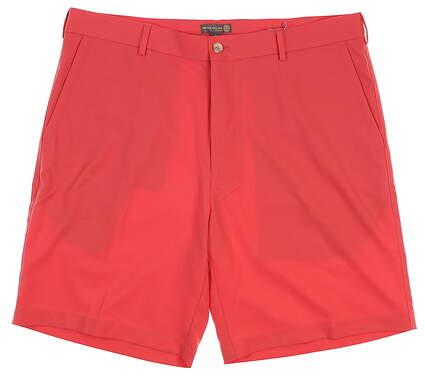 New Mens Peter Millar Golf Shorts 36 Pink MSRP $80