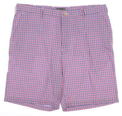 New Mens Peter Millar Golf Shorts 34 Multi MSRP $95