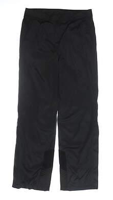 New Womens SUNICE Rain Pants Medium M Black MSRP $175 6251