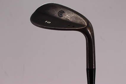 Cleveland CG10 Black Pearl Wedge Gap GW 52° True Temper Dynamic Gold Steel Wedge Flex Right Handed 35.75in