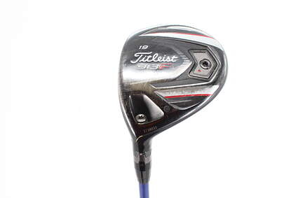 Titleist 913F Fairway Wood 5 Wood 5W 19° Mitsubishi Diamana S+ Blue 72 Graphite Regular Left Handed 43.0in