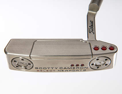 Titleist Scotty Cameron 2018 Select Newport 2 Putter Steel Right Handed 32.0in