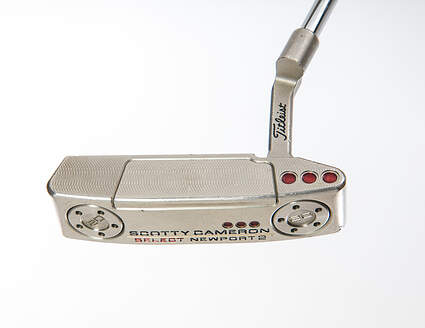 Titleist Scotty Cameron 2018 Select Newport 2 (2° Flat) Putter Steel Right Handed 33.0in