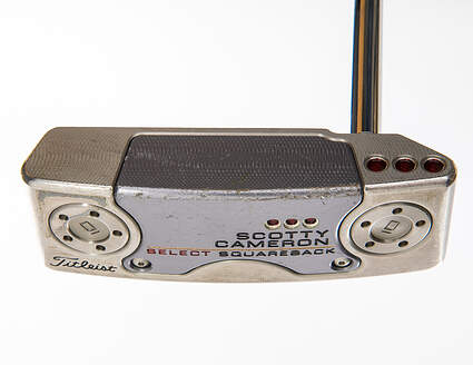 Titleist Scotty Cameron 2018 Select Squareback Putter Steel Right Handed 35.0in