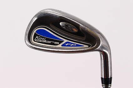 Cobra FP Single Iron 9 Iron Nippon NS Pro 1030H Steel Regular Right Handed 36.0in
