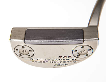 Titleist Scotty Cameron 2018 Select Newport 3 Putter Steel Right Handed 34.0in