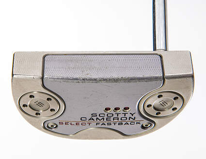 Titleist Scotty Cameron 2018 Select Fastback Putter Steel Right Handed 34.0in