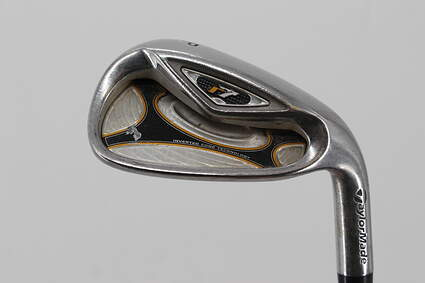TaylorMade R7 Single Iron Pitching Wedge PW True Temper TT Lite XL Steel Stiff Right Handed 35.75in
