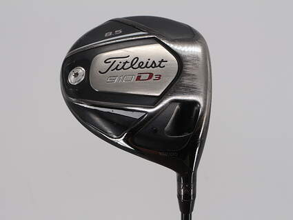 Titleist 910 D3 Driver 8.5° Titleist Diamana 'Ahina 82 Graphite Stiff Right Handed 45.0in