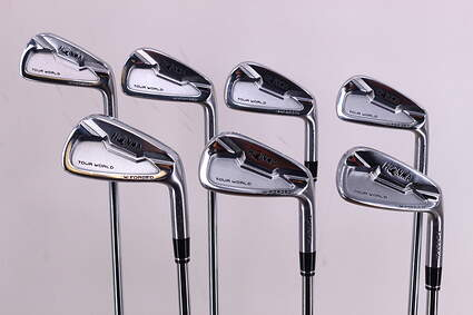 Honma TW737Vn Iron Set 4-PW Nippon NS Pro Modus 3 Tour 105 Steel Regular Right Handed 38.0in