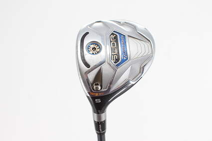 TaylorMade SLDR Fairway Wood 5 Wood 5W 19° TM Fujikura Speeder 77 Graphite Regular Left Handed 42.5in