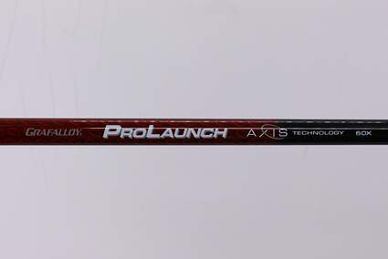 Pull Grafalloy ProLaunch AXIS Red Driver Shaft X-Stiff 44.0in