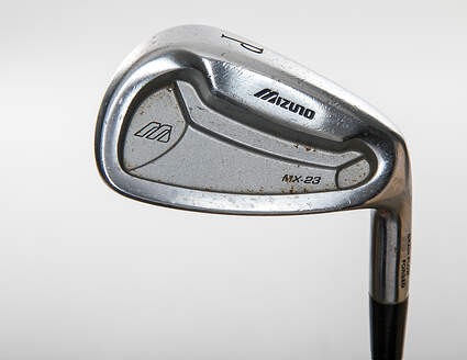 Mizuno MX 23 Single Iron Pitching Wedge PW True Temper Dynamic Gold SL X100 Steel X-Stiff Right Handed 36.5in