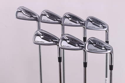 Honma TW737P Iron Set 4-PW Nippon NS Pro 950GH Steel Regular Right Handed 38.0in