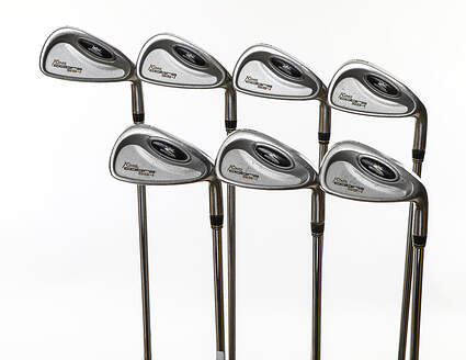Cobra SS-i Oversize Iron Set 3-PW Stock Steel Shaft Steel Stiff Right Handed 37.75in
