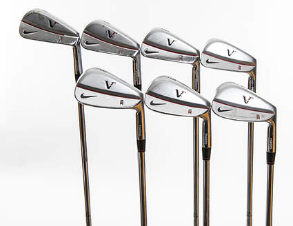 Nike Victory Red Blade Iron Set 4-PW True Temper Dynamic Gold S300 Steel Stiff Right Handed 38.0in