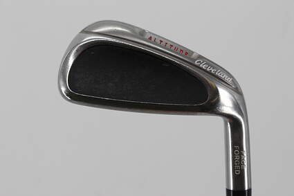 Cleveland 588 Altitude Single Iron Pitching Wedge PW Cleveland Action Ultralite 50 Graphite Ladies Right Handed 35.0in