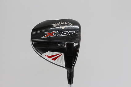 Callaway 2013 X Hot Driver 10.5° Project X PXv Graphite Stiff Right Handed 46.25in