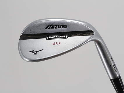 Mizuno MP-T4 White Satin Wedge Gap GW 52° 7 Deg Bounce FST KBS Tour Steel X-Stiff Right Handed 35.0in
