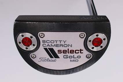Titleist Scotty Cameron Select GoLo Mid Putter Steel Right Handed 38.0in