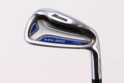 Mizuno MX 200 Single Iron 6 Iron Mizuno Exsar IS4 Graphite Senior Right Handed 38.0in