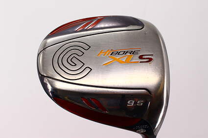 Cleveland Hibore XLS Driver 9.5° Cleveland Fujikura Fit-On Gold Graphite Regular Right Handed 46.25in